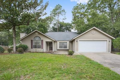 Hinesville Single Family Home For Sale: 508 Wellington Way