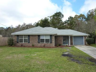 Hinesville Single Family Home For Sale: 982 Birchfield Drive