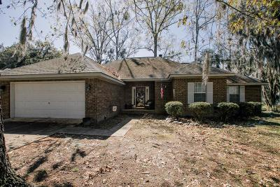 Midway Single Family Home For Sale: 291 Marsh Drive