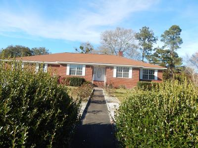 Hinesville Single Family Home For Sale: 401 Christopher Drive