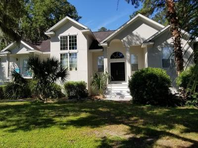 Bryan County Single Family Home For Sale: 279 Williamson Drive