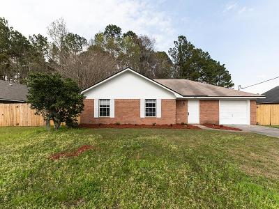 Hinesville Single Family Home For Sale: 967 Hawthorne Court