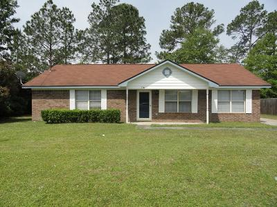 Hinesville Single Family Home For Sale: 716 Westridge Court