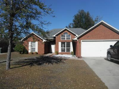 Hinesville Single Family Home For Sale: 107 Bridgemont Way
