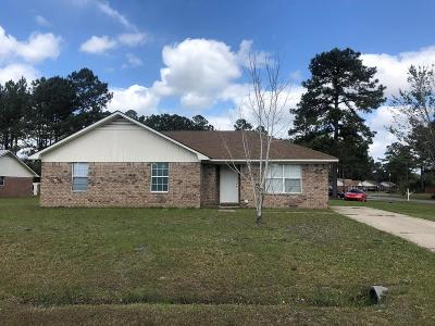 Hinesville Single Family Home For Sale: 293 West Kenny Drive