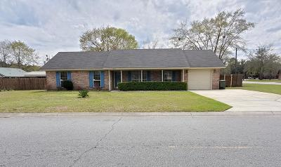 Hinesville Single Family Home For Sale: 1507 Woodcrest Circle