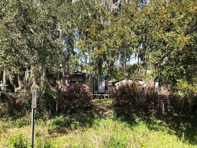 Sunbury Single Family Home For Sale: 3224 Fort Morris Road