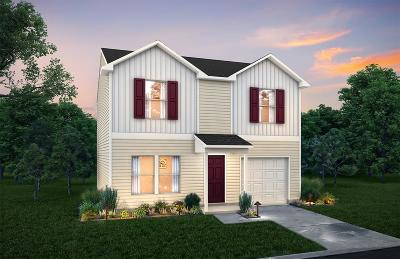 Hinesville Single Family Home For Sale: 201 Telfair Drive