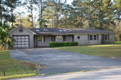 Hinesville Single Family Home For Sale: 231 Maple Drive South