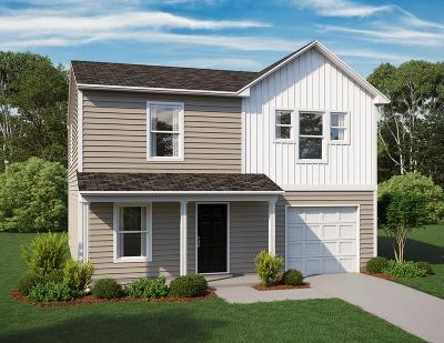 Hinesville Single Family Home For Sale: 215 Telfair Drive