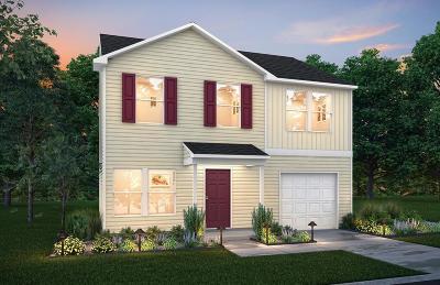 Hinesville Single Family Home For Sale: 918 Tattnall Drive