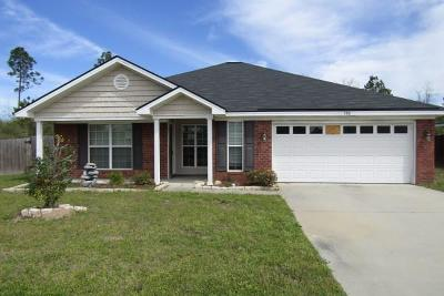 Hinesville Single Family Home For Sale: 156 Grandview Drive