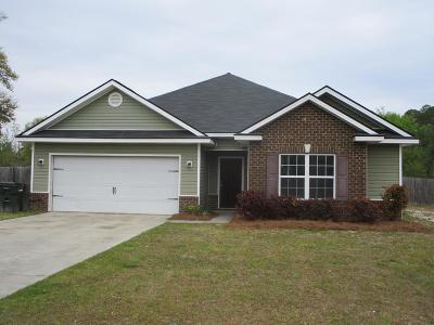 Horse Creek Farms Single Family Home For Sale: 662 Mustang Lane NE