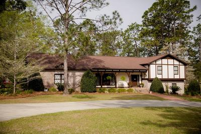 Jesup Single Family Home For Sale: 30 Pine Forest Drive