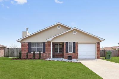 Hinesville Single Family Home For Sale: 1474 Ben Gay Way