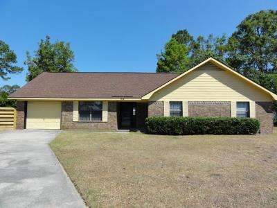 Hinesville Single Family Home For Sale: 604 Bradley Court