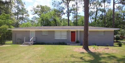 Jesup Single Family Home For Sale: 391 10th Street