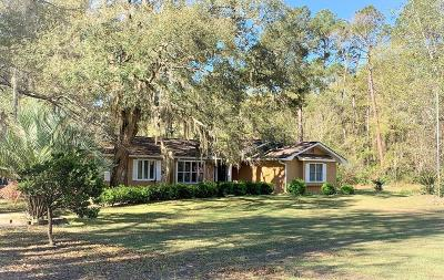 Hinesville Single Family Home For Sale: 406 Deerwood Road