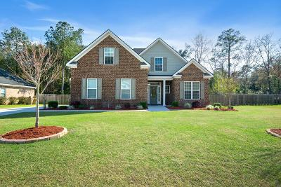 Guyton Single Family Home For Sale: 145 South Effingham Plantation