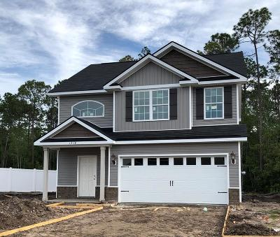 Griffin Park Single Family Home For Sale: 1218 Cypress Fall Circle
