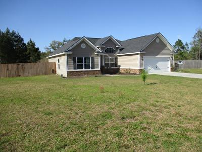 Long County Single Family Home For Sale: 49 Highland Pony Way