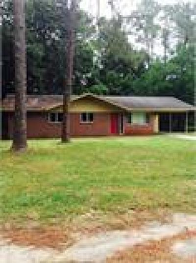 Jesup Single Family Home For Sale: 171 Mimosa Drive