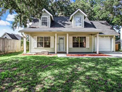 Savannah Single Family Home For Sale: 34 Countrywalk Drive