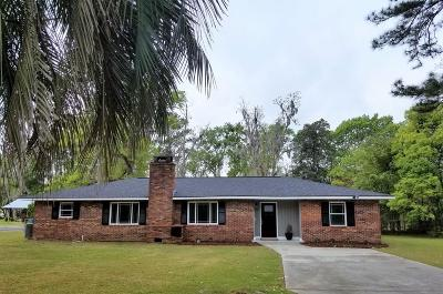 Ludowici Single Family Home For Sale: 106 Gill Street SW