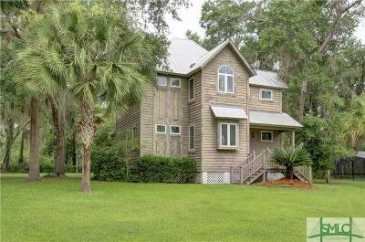 Midway Single Family Home For Sale: 710 Brigantine Dunmore Road