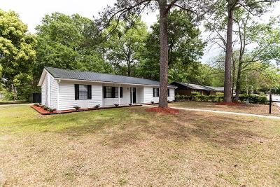 Hinesville GA Single Family Home For Sale: $139,988