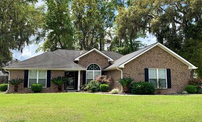 midway Single Family Home For Sale: 180 Sassafras Lane