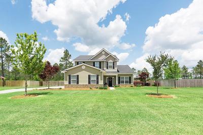 Murray Crossing Single Family Home For Sale: 634 Murray Crossing Boulevard NE