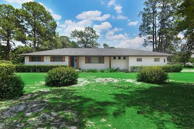 Jesup Single Family Home For Sale: 124 Drennon Drive