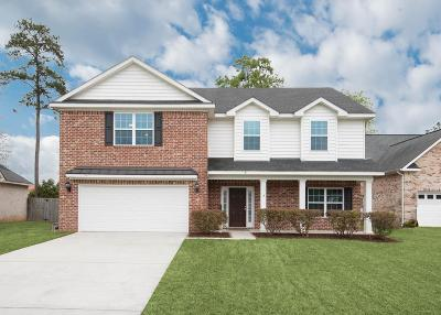 Chatham County Single Family Home For Sale: 8 Conservation Drive