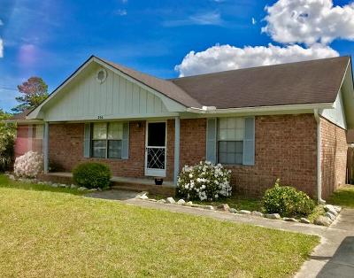 Hinesville GA Single Family Home For Sale: $89,900