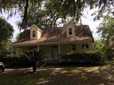 Midway Single Family Home For Sale: 331 Tideland Drive