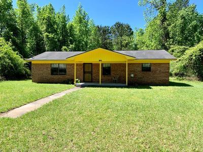 midway Single Family Home For Sale: 12085 East Oglethorpe Highway
