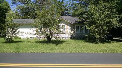 Jesup Single Family Home For Sale: 556 South Wayne Street