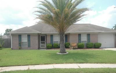 Hinesville GA Single Family Home For Sale: $134,900