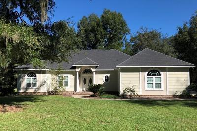Midway Single Family Home For Sale: 20 Sunrise Circle