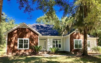 Midway Single Family Home For Sale: 176 Anglers Edge Drive