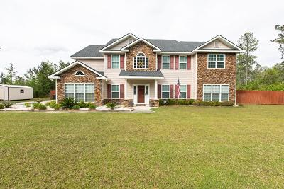 Ludowici Single Family Home For Sale: 75 Prince Road SE