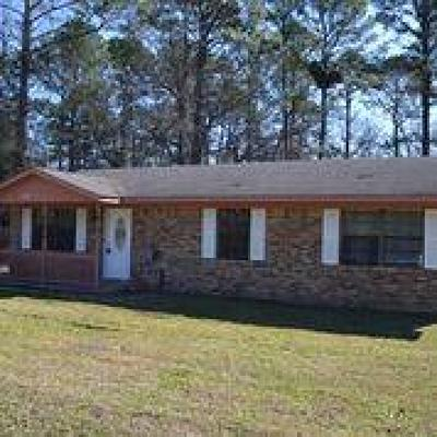 Hinesville GA Single Family Home For Sale: $110,000
