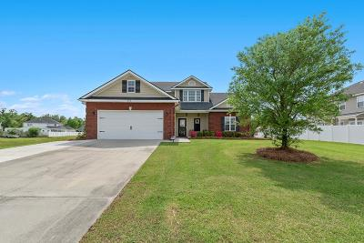 Hinesville Single Family Home For Sale: 602 Red Oak Lane