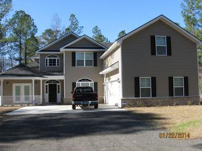 Riceboro Single Family Home For Sale: 443 Barrington Ferry Road