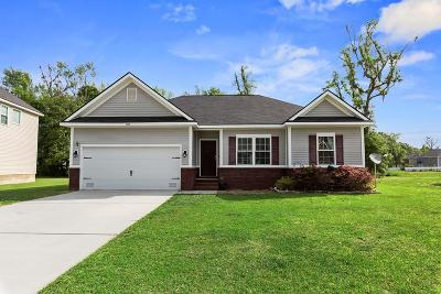 Hinesville GA Single Family Home For Sale: $169,990