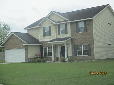 Long County Single Family Home For Sale: 81 Appaloosa Trail NE