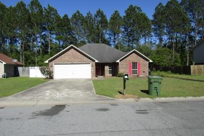 Hinesville Single Family Home For Sale: 2522 Nordeoff Court