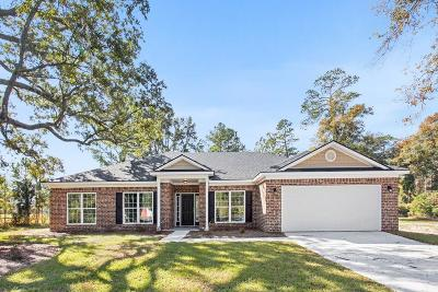 Long County Single Family Home For Sale: 3435 John Wells Road