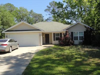 Hinesville GA Single Family Home For Sale: $135,900